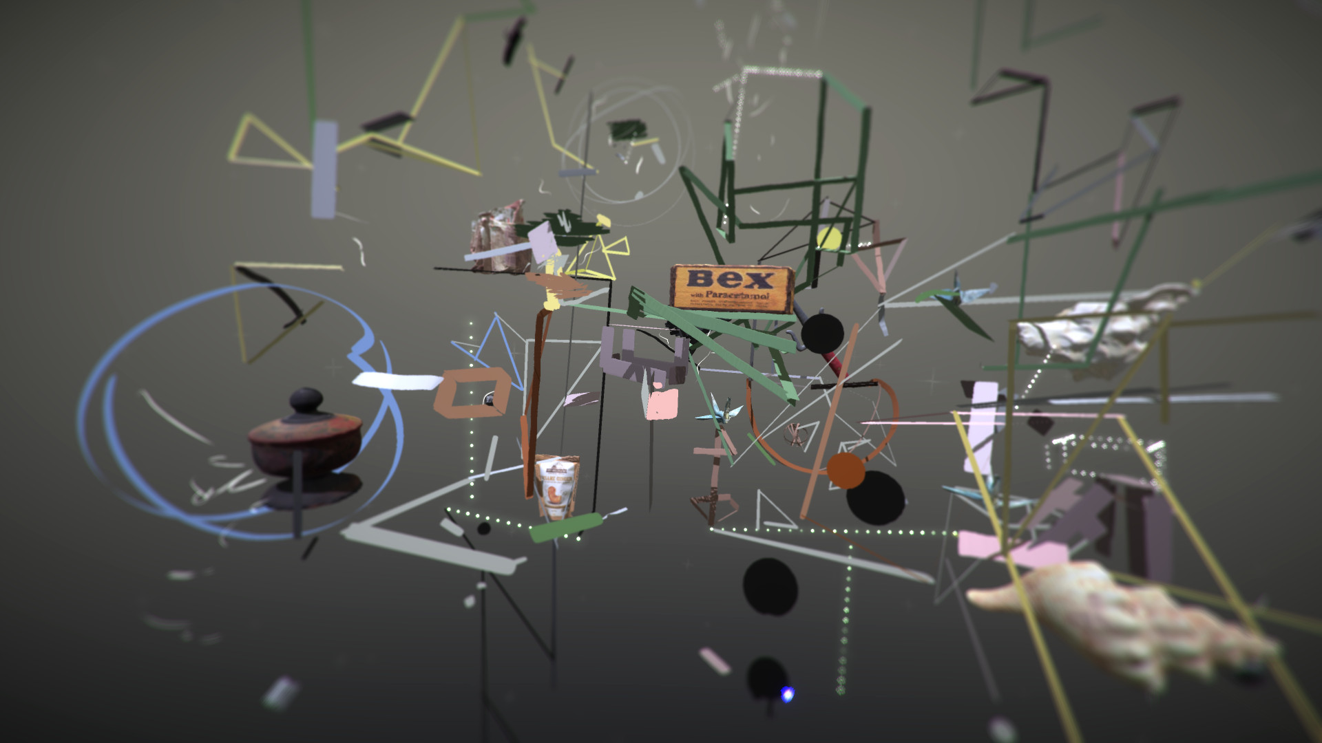 VR design by Warren Armstromg and Susannah Langley